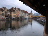 Around lake Lucerne