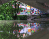 Along the Danube Canal,Vienna