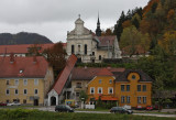 Celje in Slovenia  - Old and New  Architecture