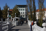Ljubljana,Triple Bridge
