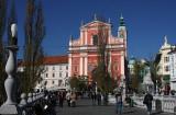 Ljubljana - Capital of Slovenia