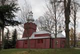 Muszynka,old church3