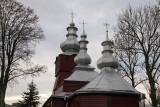 Muszynka,old church4