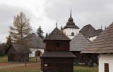 Folk Museum in Pribylina,Slovakia