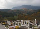 cemetery near Predjama Grad