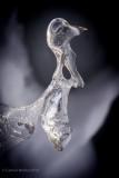 bizarrerie glaciere_Weird ice shape