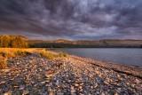 Baie de la Pointe aux Épinettes lumière rasante_magic hour