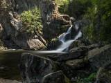 Chute de la rivière du Bic_Bic river waterfall