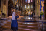 Nun Photographing  Inside Notra Dame 2669.jpg