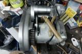 00011-4147 Shims on engine side