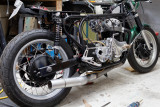 0574 Homemade exhaust system