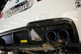 ARQRAY F10 528i Turbo + Vorsteiner Diffuser