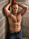 hot muscleboy arms raised hairypits.jpg