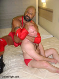 black husky hairy dad choking gay man.jpg