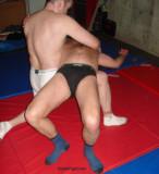 handsome college dudes grappling wrestlers.jpg