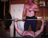 two guys working out garage.jpg
