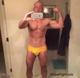 speedos bulge flexing men.jpg