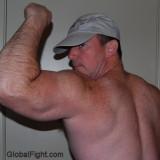 trucker big biceps.JPG