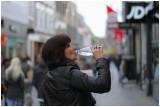 Streetshots: eating & drinking