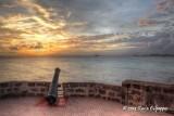 Sunset at Old Fort - Barbados Hilton