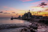 Sunset at the Flour Mill