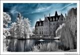 Belgian castles in infrared
