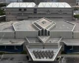 Makuhari Messe rooftop