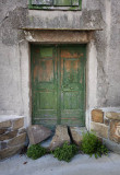 Old door - Via Bella Vista - Conconello (TS)