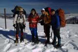 Razorback Winter Crossing 2013