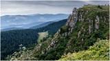 Gazon du Faing, les lacs des Truites, Vert et Blanc