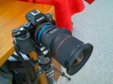 Samyang 24mm f.3.5 TS (Nikon mount)