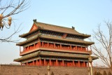 Old Beijing City Gate House
