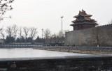 Moat surrounding Forbidden City