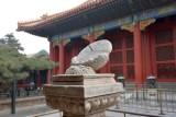 Ancient Clock in Forbidden City