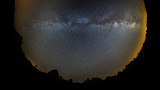 Trona Milky Way Panorama