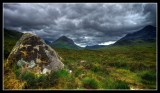 Isle of Skye ..... just before the storm