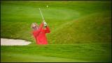 Sandy justifies his Scottish Golfing Name