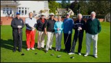 Ryder Cup Rosemount, Blairgowrie -- Graeme, Ronnie, Sandy, Mike, Margaret, Alastair, Norrie and Lister