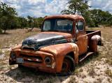 1950's International truck #2