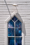 Peyton Colony window detail