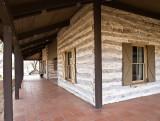 Beherns Cabin  at LBJ State Park