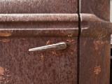 1948 Ford pick-up truck door handle