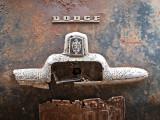 Dodge emblem on trunk