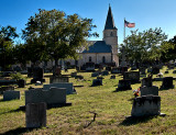St. Stanislaus Church with Cemetery