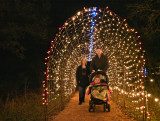Monument Hill State Park Trail of Lights and Open House