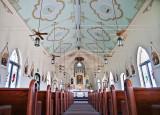 Panna Maria, interior