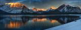 13-11-12 - Sunrise in Kananaskis Country
