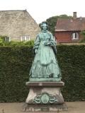 Kings Garden, Rosenborg Castle, Queen Caroline Amelia