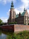 Rosenborg Castle and moat