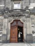 Christiansborg Palace,  King's Gate